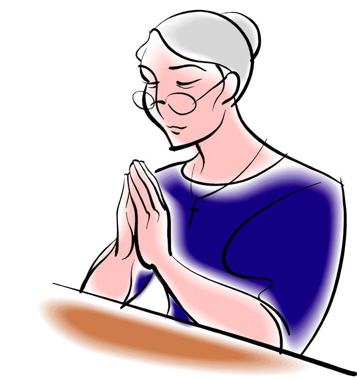 Prayers Clipart