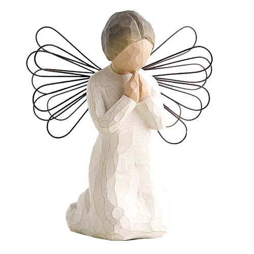 500x500 Willow Tree Angel Images Willow Tree Angel Of Prayer Figurine