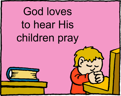 400x316 Image Download Children Pray