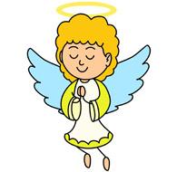 195x190 Angel Clip Art Many Interesting Cliparts