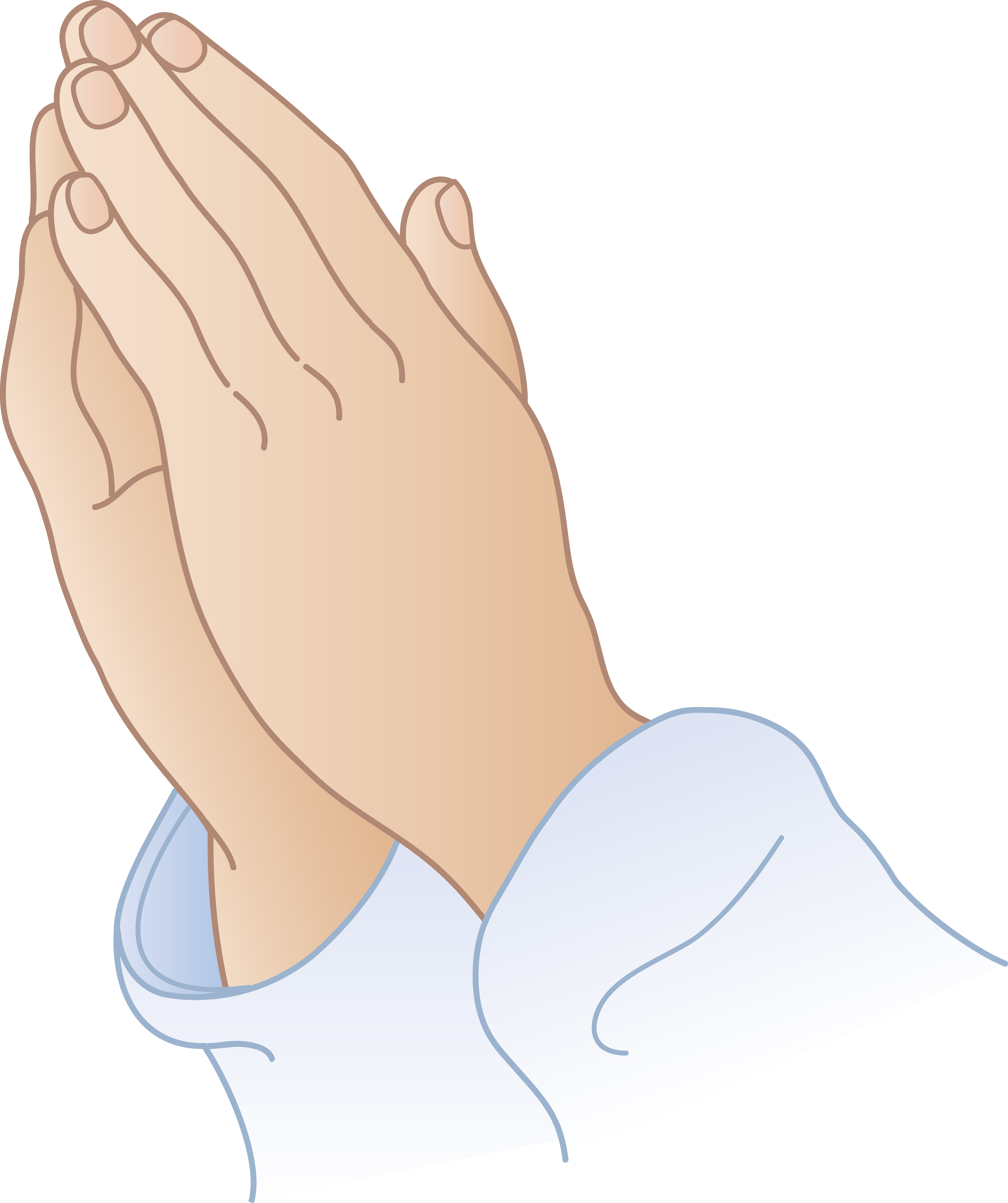 6530x7791 Praying Hands Clip Art Free Clipart Images