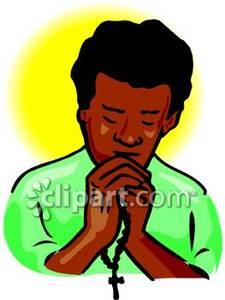 225x300 Rosary Prayer Clip Art Cliparts