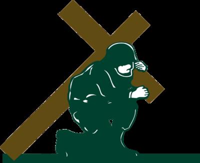 400x326 Soldier Praying Clipart