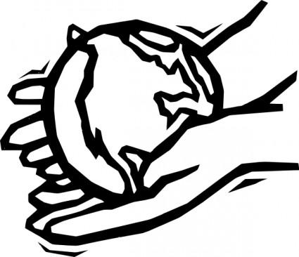 425x366 Praying Hands Free Clip Art Clipart 2