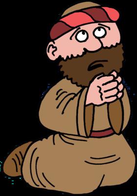 280x400 Jeremiah The Prophet Clip Art