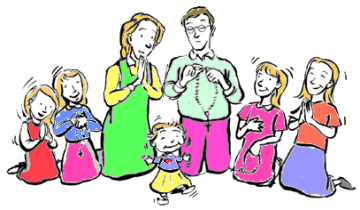 360x210 Family Going To Church Together Clipart Collection