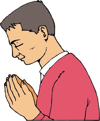 329x400 Praying Clip Art