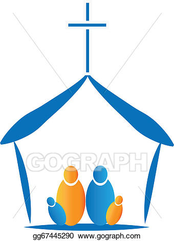 340x470 Praying Family Clip Art Image Collections