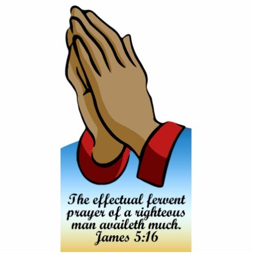 512x512 Praying Hands Clip Art