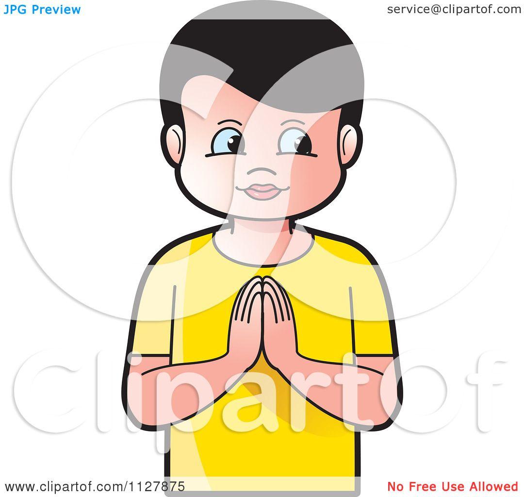 1080x1024 Clipart Of A Boy Praying