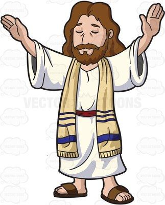 Praying Hand Clipart