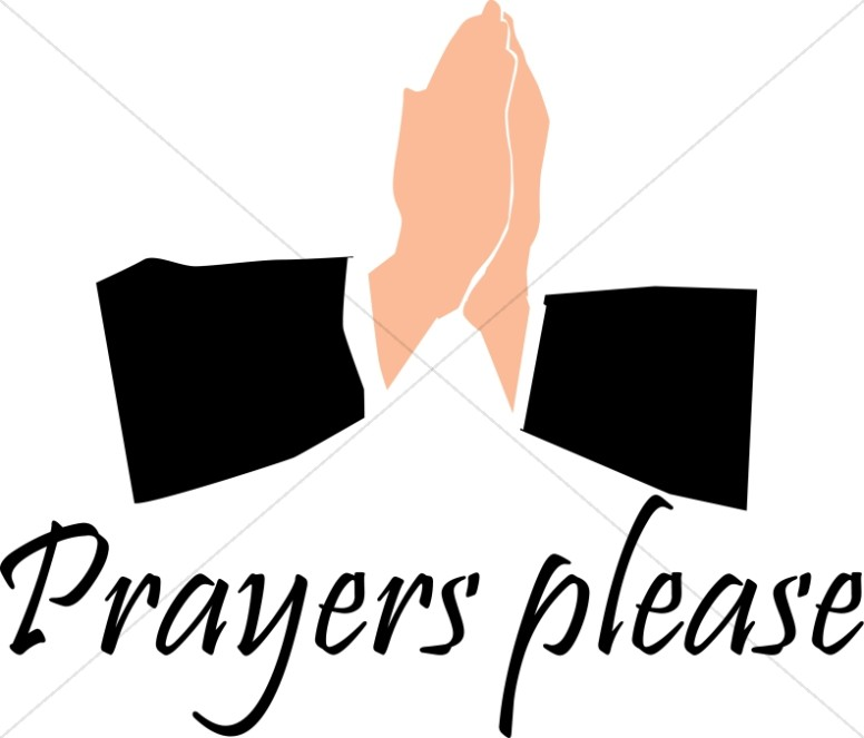 776x663 Week Of Prayer In Black And White Prayer Clipart