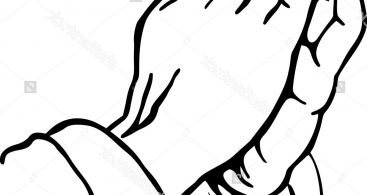 367x195 Praying Hands Drawing Vector Free Vector Art, Images, Graphics