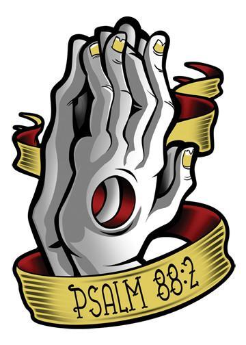 360x504 Praying Hands