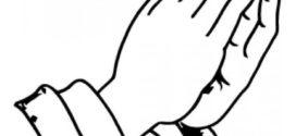 272x125 Praying Hands Praying Hand Prayer Hands Clipart Clipart Image 9 4
