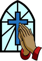 174x250 Christ Clipart Prayer