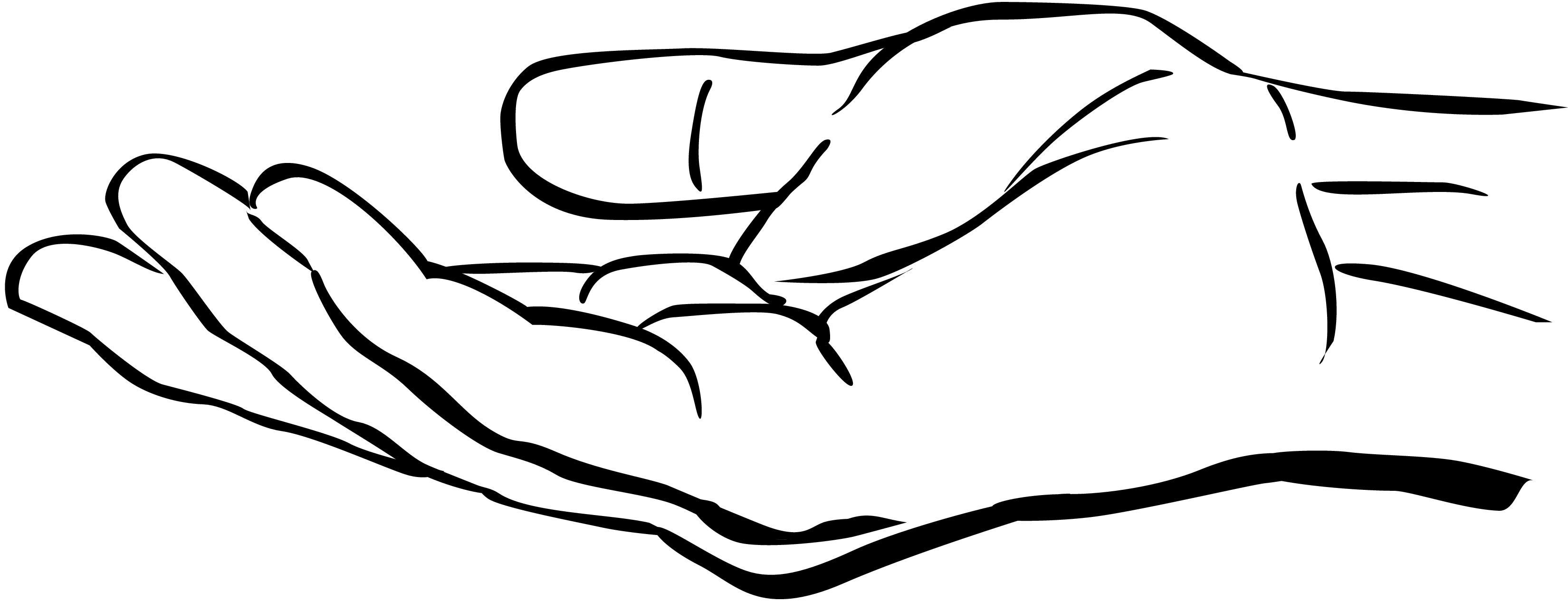 3300x1267 Top 10 Praying Hands Open Clipart Design