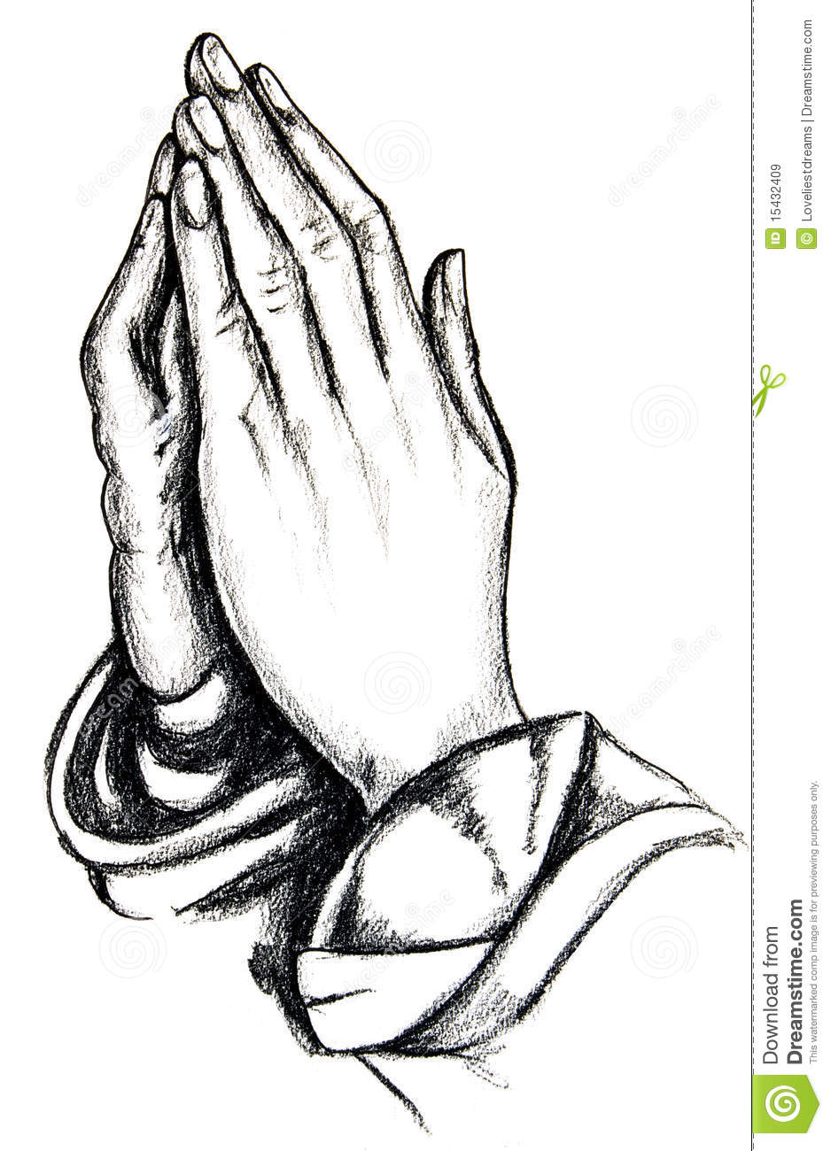 938x1300 Funeral Clipart Praying Hand