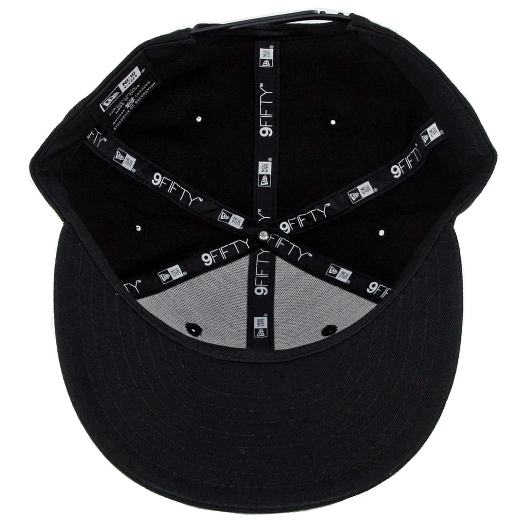 1080x1080 New Era 9fifty Praying Hands Snapback Hat Black