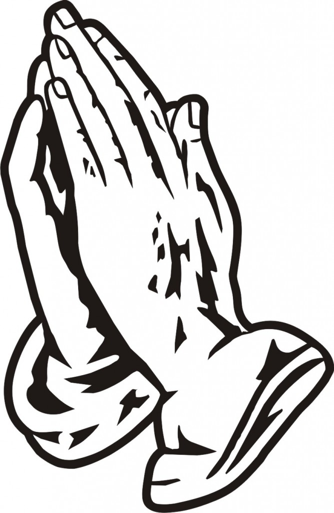 667x1024 Praying Hands Clip Art Free Clipart Images 3