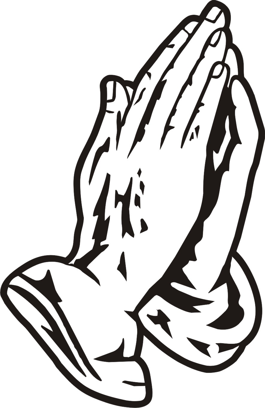 885x1359 Free Praying Hands Clipart Pictures