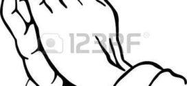 272x125 Praying Hands Clip Art Free Download Clipart Panda