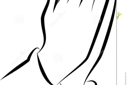450x300 Prayer Hands Clipart. Praying Hands Photos Of Black And White Hand