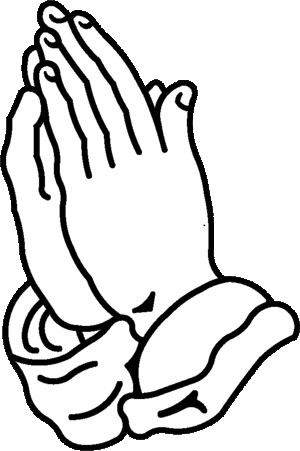 300x451 Praying Hands Fewell Monument
