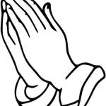 150x150 Praying Hands Clipart Images