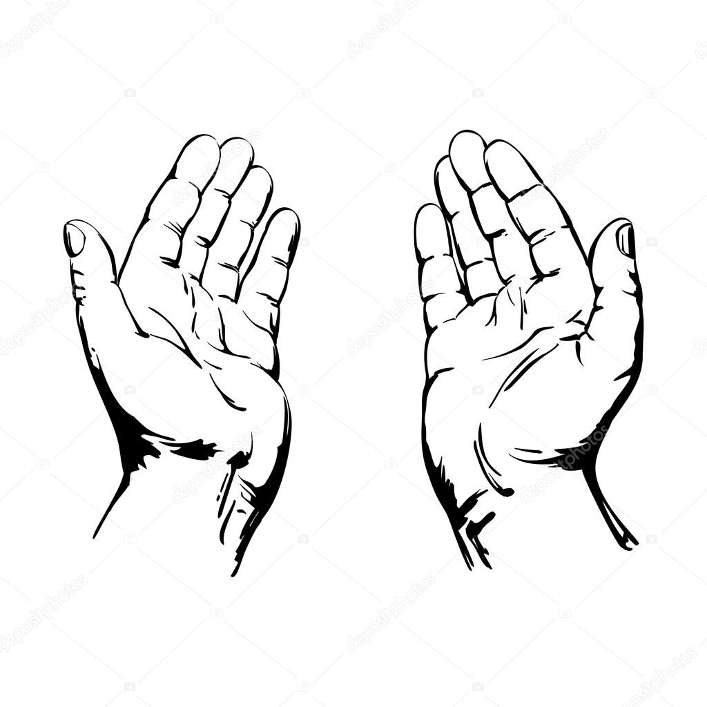 1024x1024 Hands Stock Vectors, Royalty Free Hands Illustrations