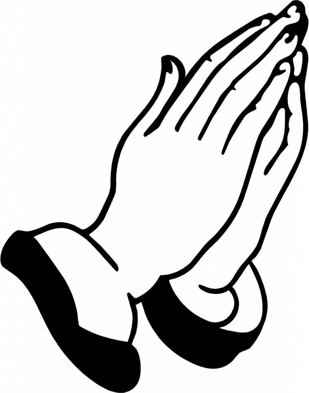 1008x1280 Praying Hands Unique Hands Vector Clipart Praying Library