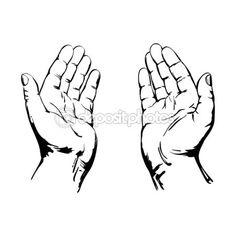 236x236 Praying Hands Clip Art