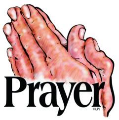 241x243 Prayer Meeting Clipart