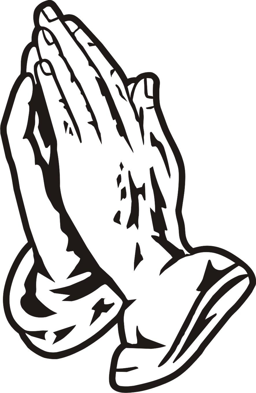 885x1359 Prayer Free Clipart Praying Hands 3 Clipartix