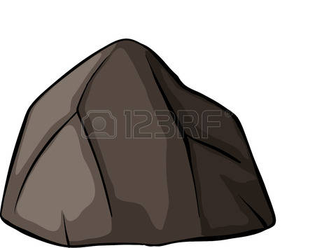 450x354 Rock Clipart Igneous Rock