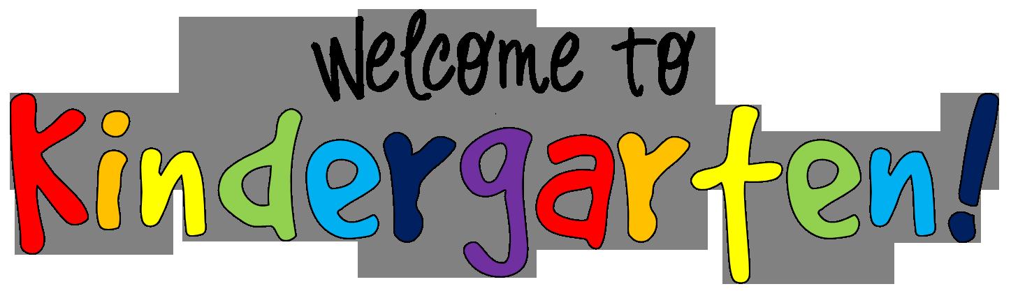 1447x427 Welcome To Kindergarten Clip Art, Free Welcome To Kindergarten