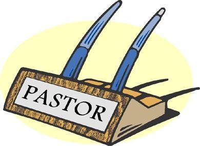 390x285 Desk Clipart Pastor