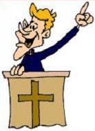 138x190 Free Preacher Clipart