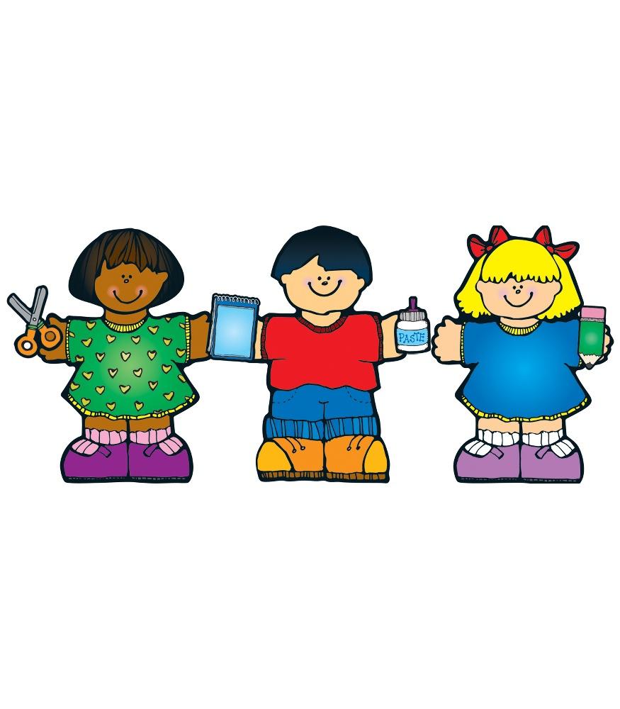 875x1000 D.j. Kids Bulletin Board Set Grade Pk 2 Carson Dellosa Publishing
