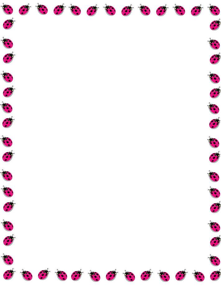 710x915 Free Printable Border Clipart Panda