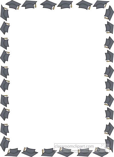 397x550 Graduation Clip Art Borders