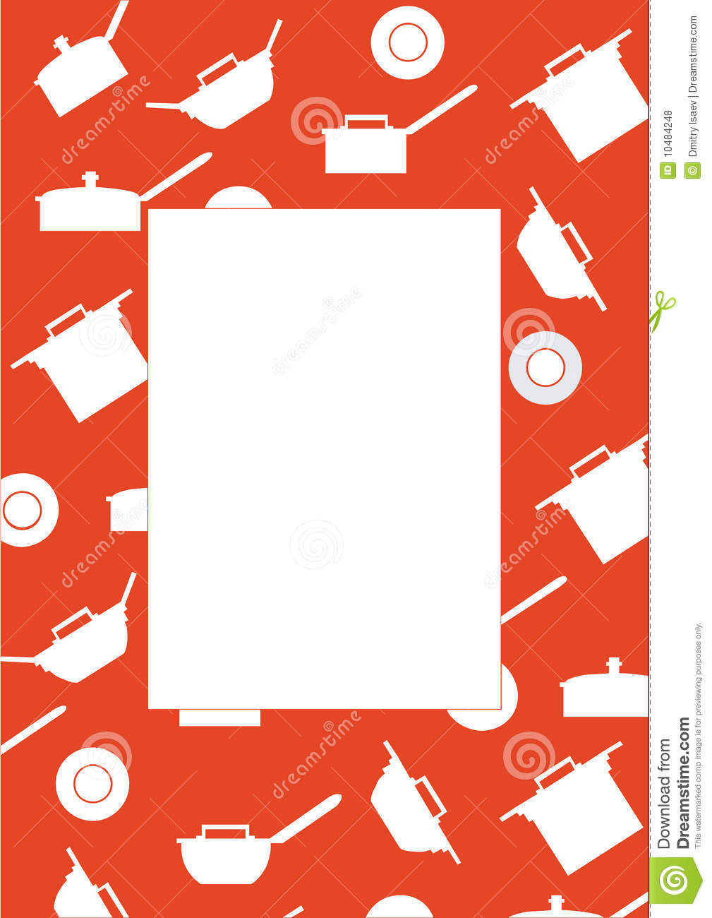 1009x1300 Cooking Clip Art Borders