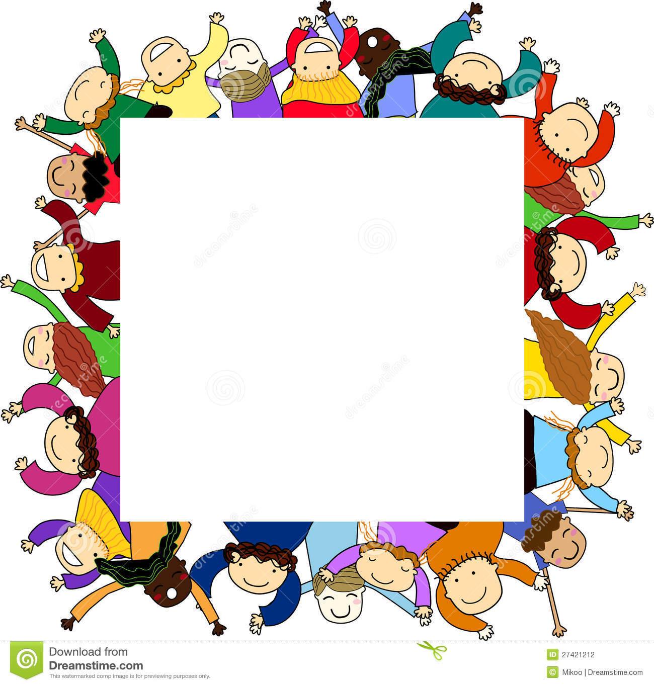 1300x1364 Frame Clipart Kindergarten