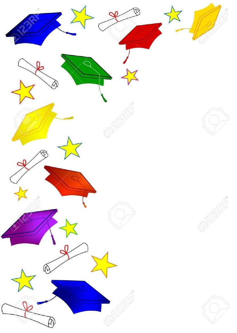 830x1166 Free Graduation Clip Art Borders 101 Clip Art