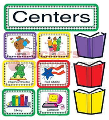 350x385 Preschool Centers Clipart