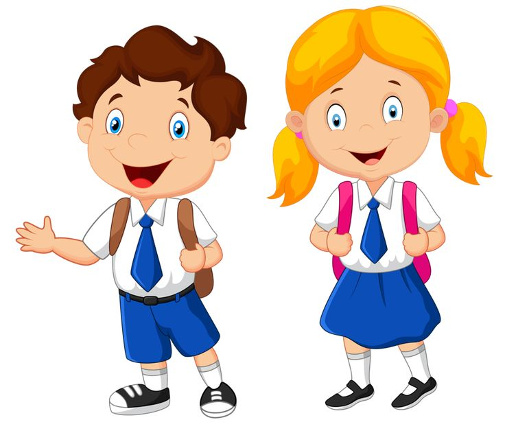 Preschool Children Clipart