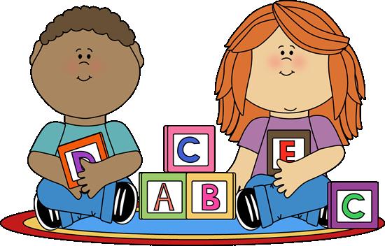 550x352 Preschool Centers Clipart 2178945