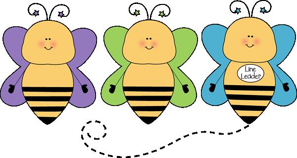600x319 Bees Clipart Preschool
