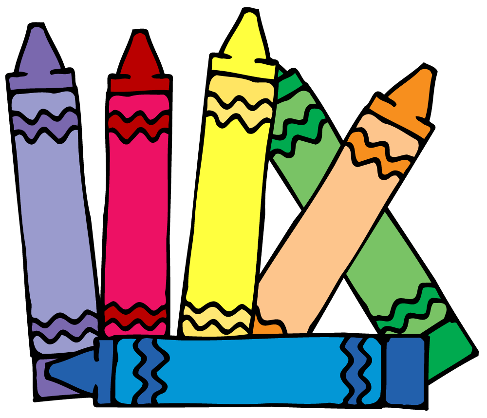 1000x858 Top 79 Crayon Clip Art