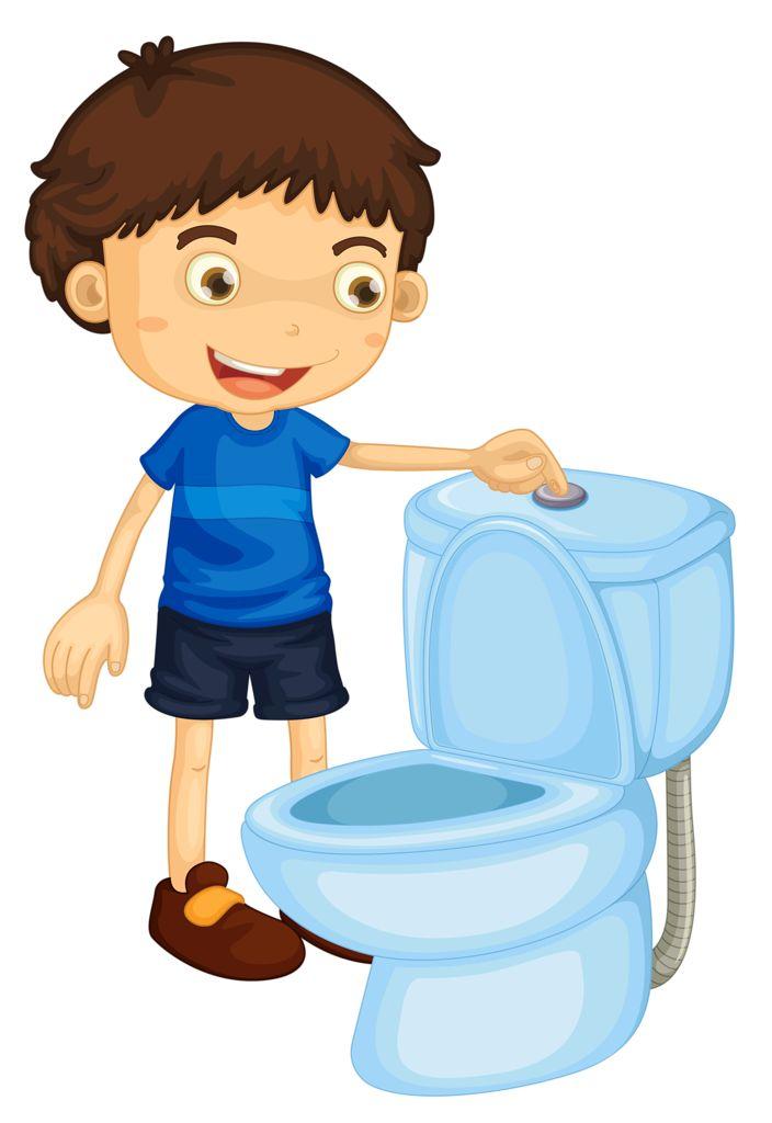 704x1024 Toilet Clipart Preschool